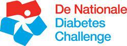 Logo van Nationale Diabetes Challenge